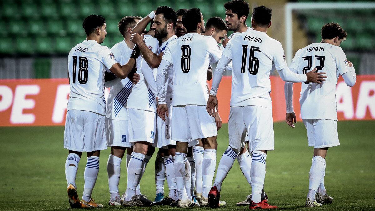 UEFA NATIONS LEAGUE 2020 / Μολδαβία - Ελλάδα / Πηγή: Eurokinissi