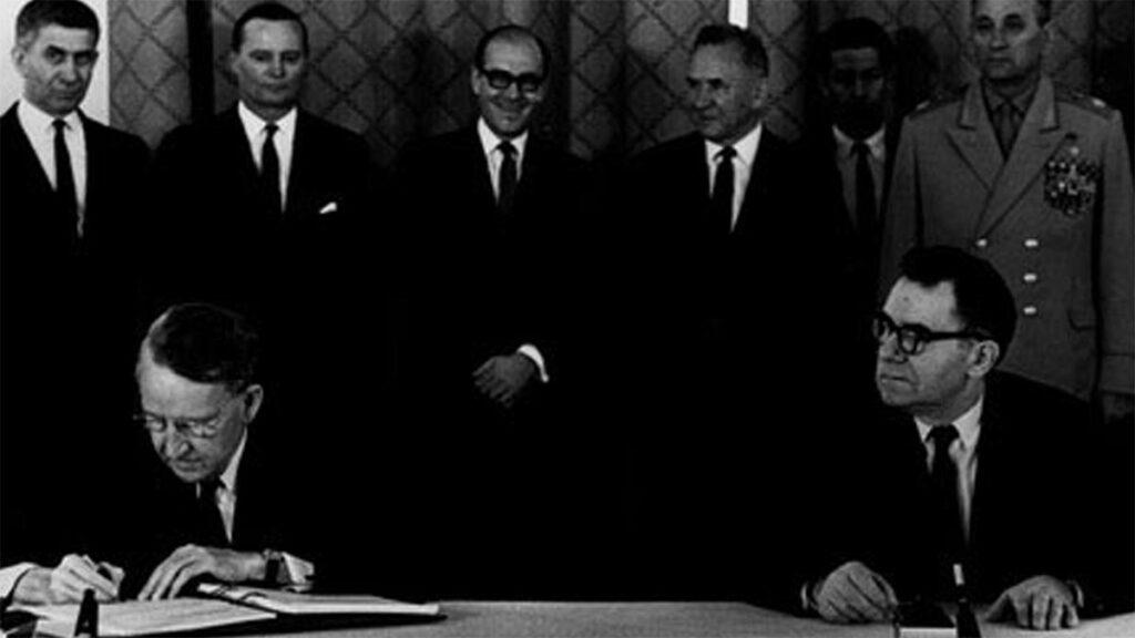 Συνθήκη για τη Μη Διάδοση των Πυρηνικών Όπλων 1969
