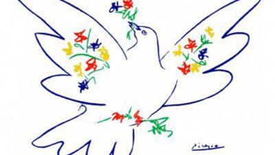 Παγκόσμιο Συμβούλιο Ειρήνης - Πολιτισμός - ζωγραφική - Πάμπλο Πικάσο