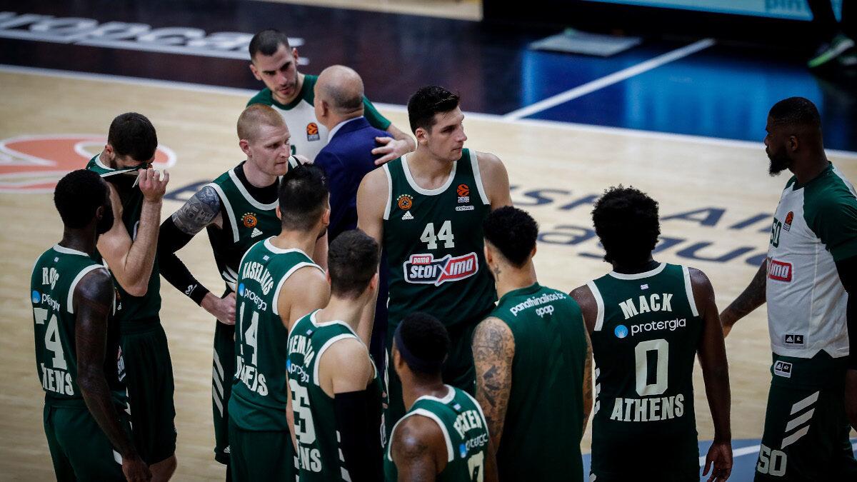 EuroLeague 2020-2021: Βαλένθια-Παναθηναϊκός 95-83