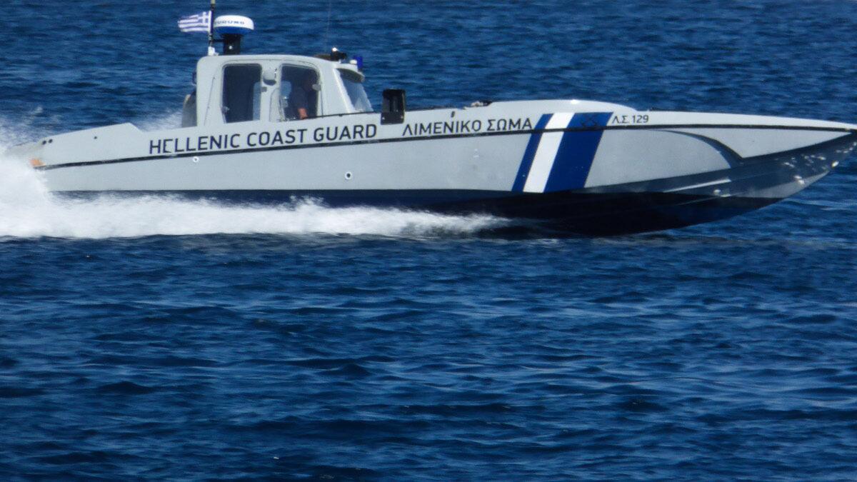 Λιμενικό Σώμα - Ελληνική Ακτοφυλακή - Παράκτιο περιπολικό υψηλών ταχυτήτων