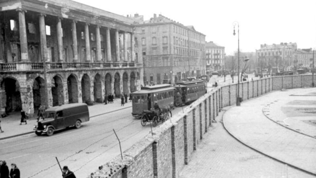 Γκέτο Εβραίων στη Βαρσοβία, 1940
