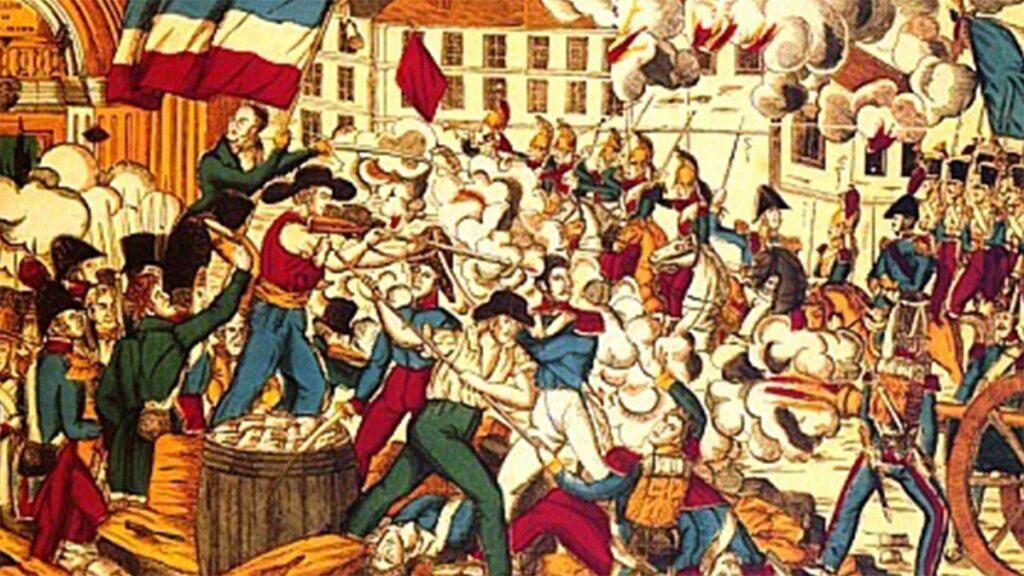 Ξεσηκωμός των υφαντεργατών της Λυών το 1831
