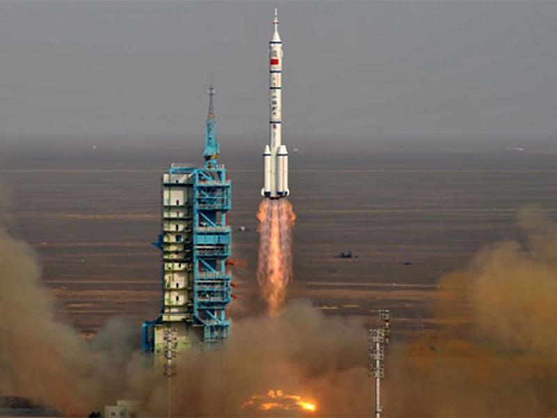 Το πρώτο κινεζικό διαστημικό σκάφος «Σένζου 1»