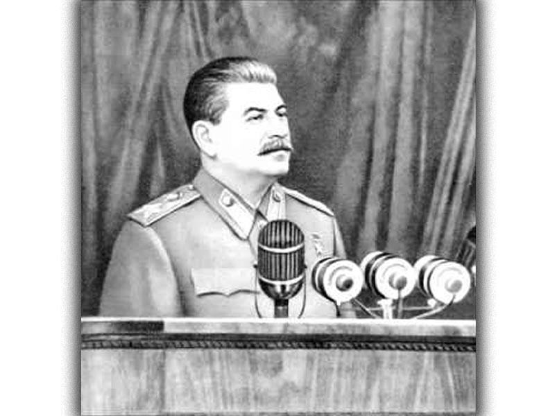 Ιωσήφ Στάλιν το 1935