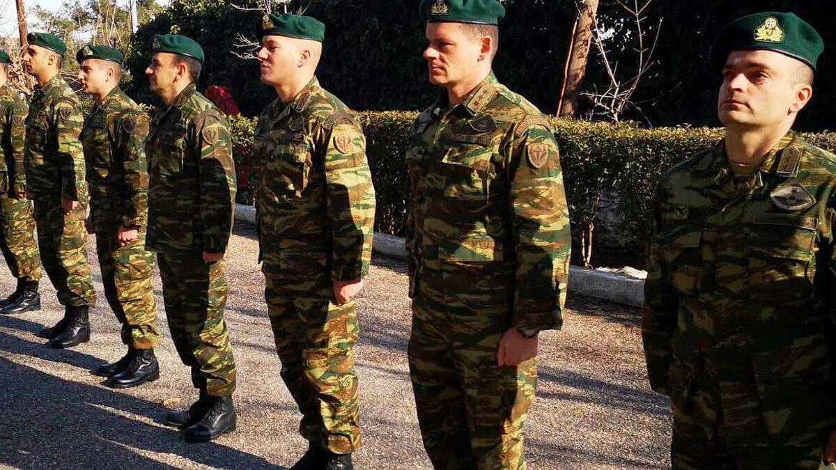 Στρατευμένοι - Μοίρα Καταδρομών