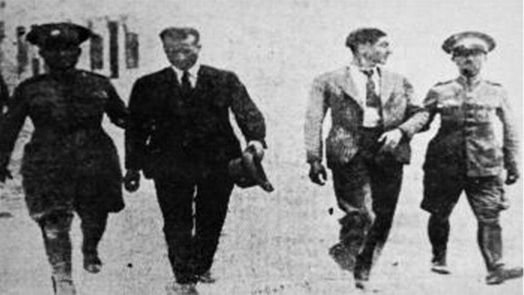 Συλλήψεις κομμουνιστών το 1926 για να μην εορταστεί η Μεγάλη Οκτωβριανή Σοσιαλιστική Επανάσταση