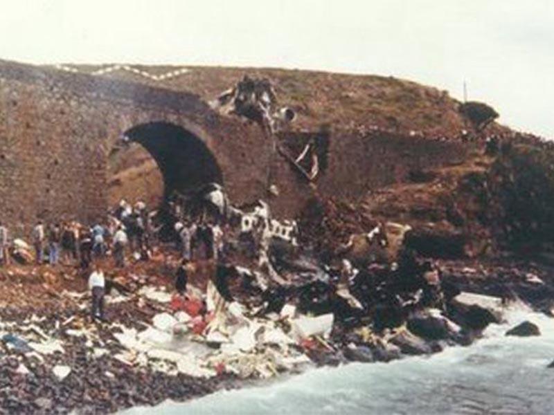 Συντριβή στη Μαδέρα της πτήσης 425 της TAP Portugal το 1977