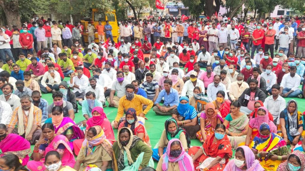 Γενική Απεργία στην Ινδία