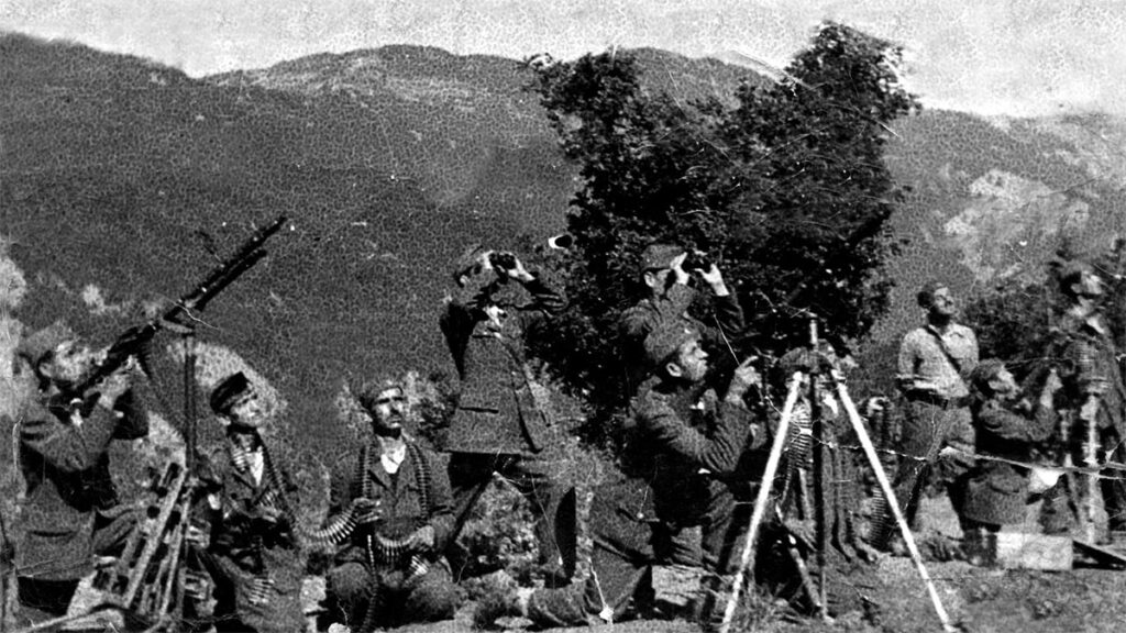 Ο ΔΣΕ συντρίβει τον κυβερνητικό στρατό στο Σινιάτσικο, 1948