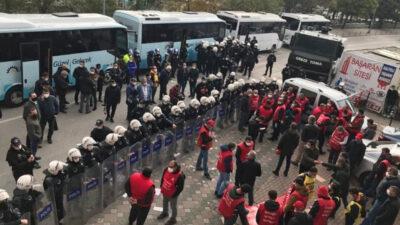 Συλλήψεις μεταλλεργατών στην Τουρκία
