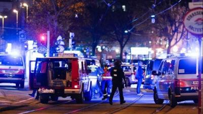 Vienna terrorist attack