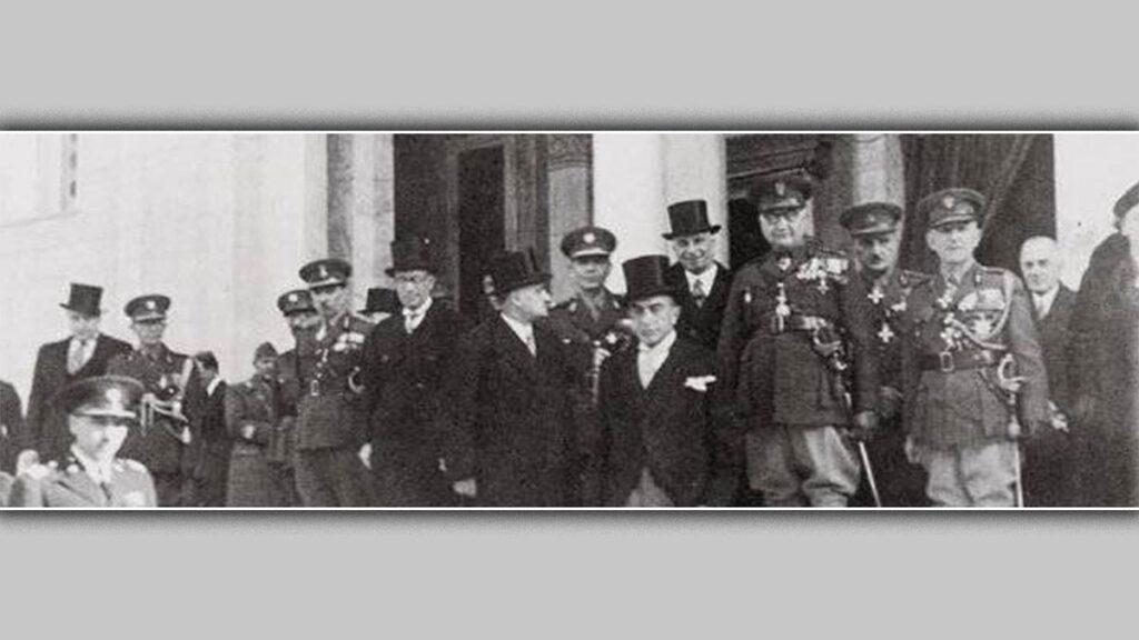Η δοσιλογική κυβέρνηση Λογοθετόπουλου, 2/12/1942