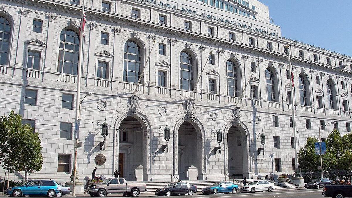 Το Ανώτατο Δικαστήριο της Καλιφόρνια, ΗΠΑ