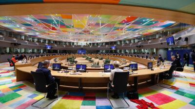 Σύνοδος Κορυφής ΕΕ - 10/12/2020