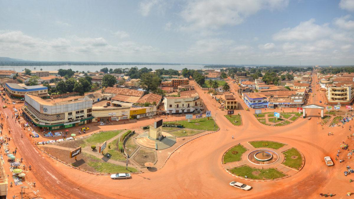 Μπανγκί, πρωτεύουσα της Κεντροαφρικανικής Δημοκρατίας