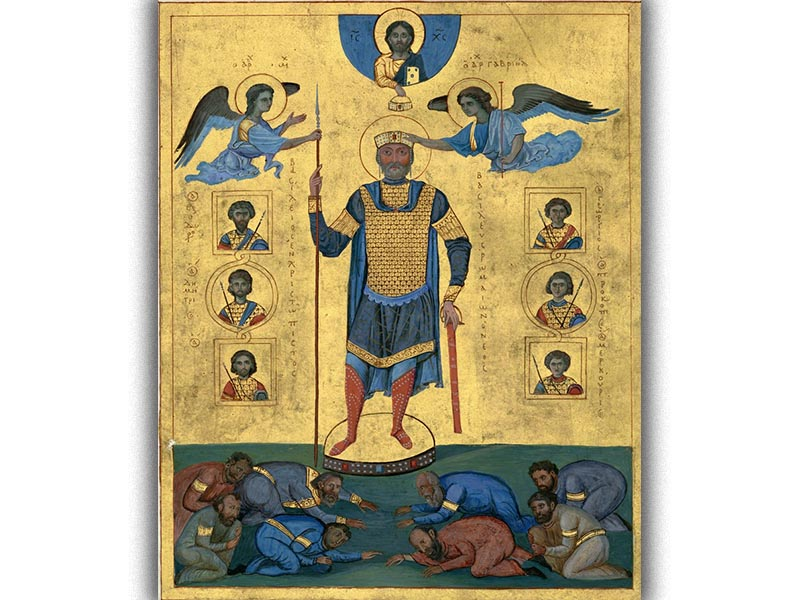 Βυζάντιο - Βασίλειος Β' ο Βουλγαροκτόνος