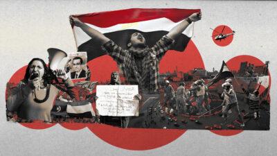 10 χρόνια από την «Αραβική Άνοιξη»