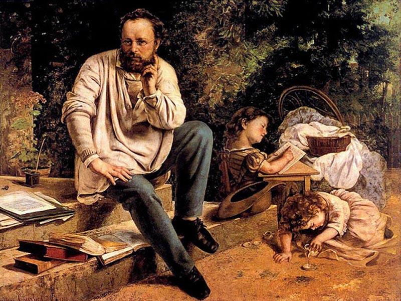 Πολιτισμός - Ζωγραφική - Γκυστάβ Κουρμπέ