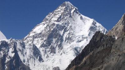 Η κορυφή Κ2 των Ιμαλαΐων το 2006