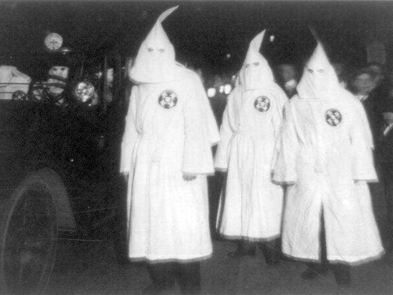ΗΠΑ - Ρατσισμός - Κου Κλουξ Κλαν