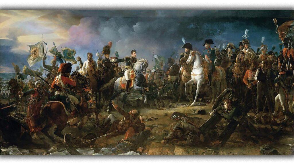 Η Μάχη του Άουστερλιτς 2/12/1805