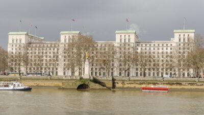 Μ. Βρετανία - Υπουργείο Άμυνας Ηνωμένου Βασιλείου, Λονδίνο, Αγγλία