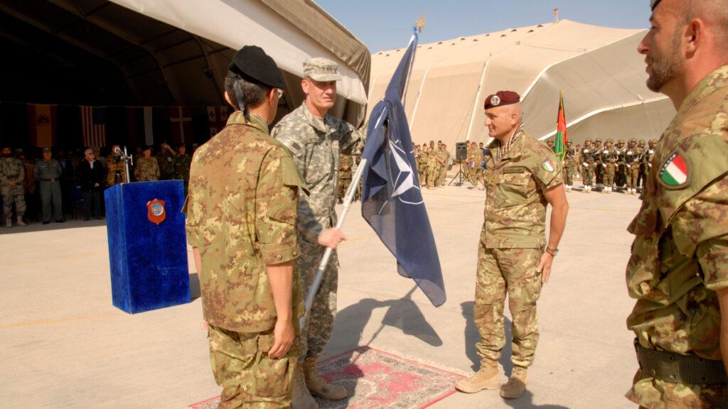 ΝΑΤΟ - Αφγανιστάν - Αλλαγή διοίκησης στη Χαρέτ, Αφγανιστάν 2019