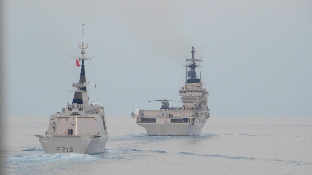 Συνεκπαίδευση PASSEX μονάδων Πολεμικού Ναυτικού Ελλάδας, Ιταλίας, Γαλλίας, Κύπρου