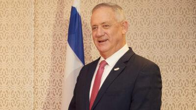 Υπουργός Άμυνας του Ισραήλ, Benjamin Gantz - Ιούνιος 2020