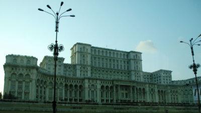 """""""Παλάτι του λαού"""", Βουκουρέστι, Ρουμανία"""