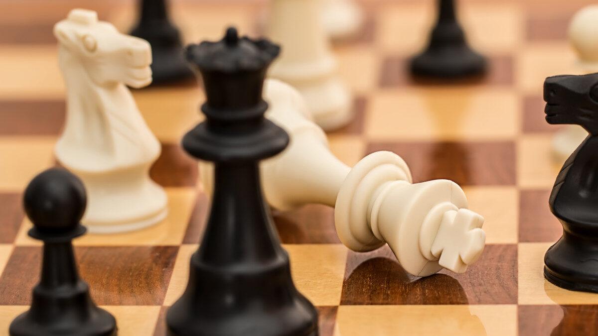 σκάκι σκακιέρα