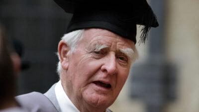 David Cornwell, γνωστός και ως John le Carre - Πράκτορας της Βρετανικής μυστικής υπηρεσίας και συγγραφέας