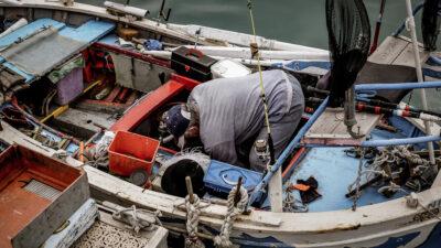 Αλιευτικό- Ψαράς στη Γαλλία