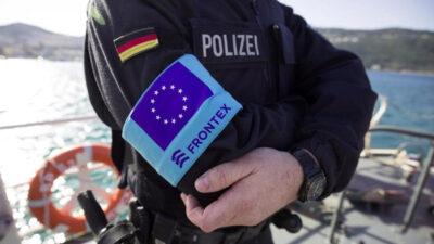 Γερμανοί της FRONTEX στον Έβρο