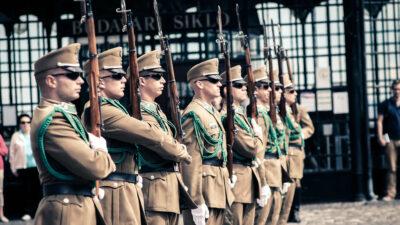 Τιμητική Φρουρά του Ουγγρικού Στρατού - Βουδαπέστη, Ουγγαρία
