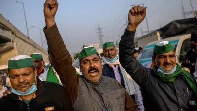 Απεργία στην Ινδία