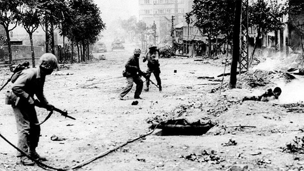 Πόλεμος στην Κορέα, 1951