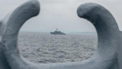 KATTEGAT, Δανία - Η μόνιμη ομάδα ναρκαλιευτικών του ΝΑΤΟ (SNMCMG1)