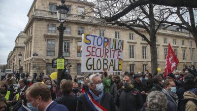Διαδηλώσεις στη Γαλλία εναντίων της Κρατικής καταστολής κι αυταρχισμού