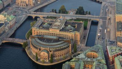 Κοινοβούλιο, Στοκχόλμη, Σουηδία