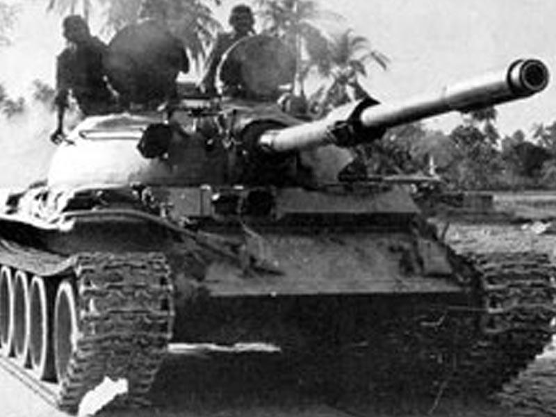 Πόλεμος μεταξύ Ινδίας και Πακιστάν, 1971