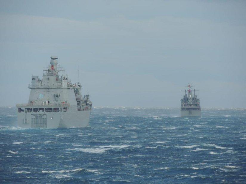 Τουρκία: Αποβατική άσκηση στον Κόλπο της Σμύρνης