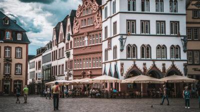 Τρίερ, Γερμανία
