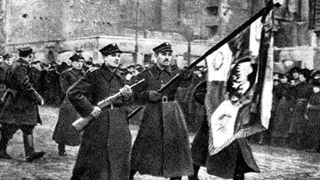 ΕΣΣΔ - Κόκκινος Στρατός - Πολωνία