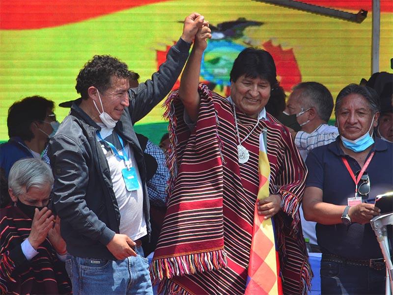 Βολιβία - Έβο Μοράλες