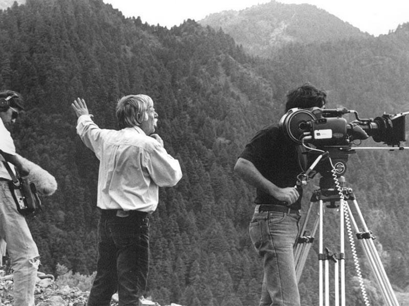 Πολιτισμός - Κινηματογράφος - Αλέξης Δαμιανός