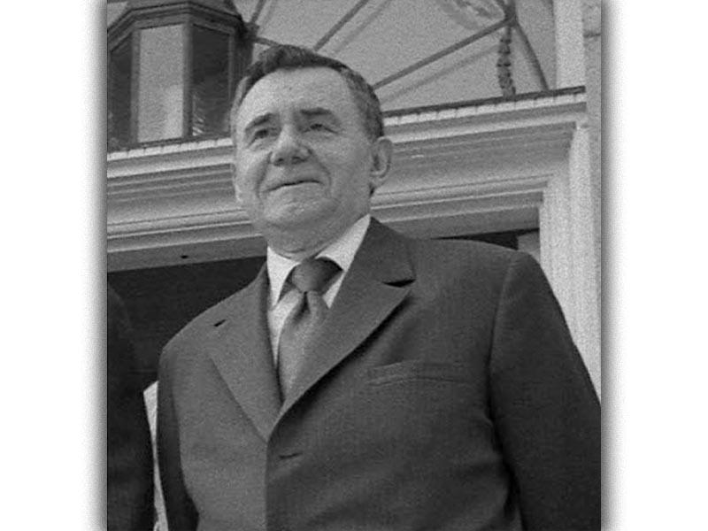 ΕΣΣΔ - Αντρέι Γκρομίκο
