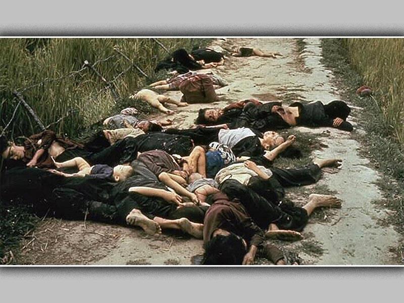 Πόλεμος στο Βιετνάμ - σφαγή στο Μι Λάι