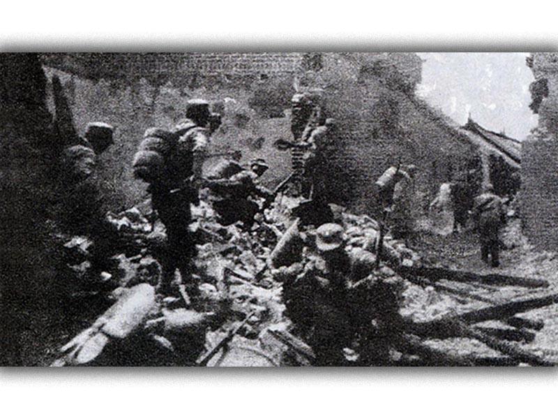 Σινοϊαπωνικός πόλεμος, 1932